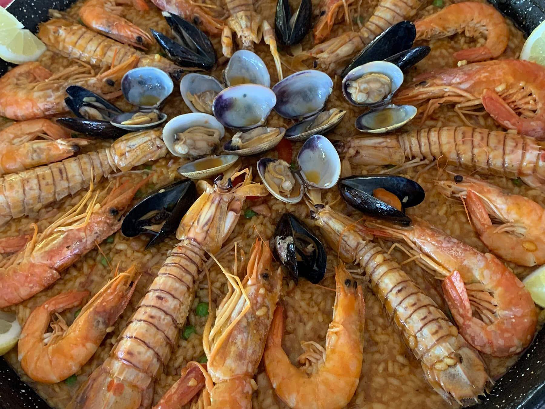 Cocina Restaurante Tramontano - Delta del Ebro
